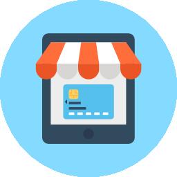 online-shop Acties